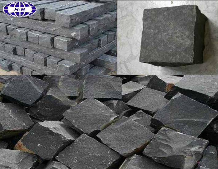 Basalt smelting project
